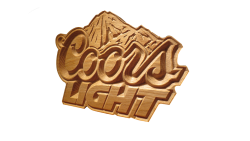 AB Creation - CNC - Coors light - Trois-Rivièeres - Quebec