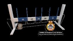 AB Creation - CNC - Lance amarre - CCMRC Corps de Cadet de la Marine Royale Canadaenne - Trois-rivieres - Quebec