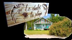 AB Creation - CNC - Le chalet de la plage - Trois-rivieres - Lac-Megantic - Quebec