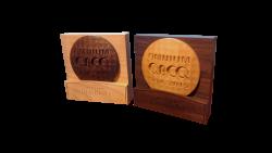 AB Creation - CNC - Trophee - QACQ Atelier Bro-Bois - Trois-Rivieres - Quebec