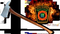 @ AB Creation - CNC - Hache de cérémonie - Incendie - Ville de Trois-Rivieres - Quebec 2