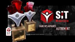 @ AB Creation - CNC - Trophee pour SIT Mauricie - Trois-Rivieres - Quebec 2018