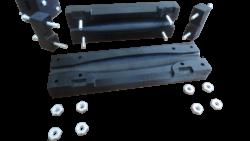AB Creation - CNC - Moule pour seller des fils electrique sous marin - MVC Ocean - Plastique HDPE - Trois-Rivieres - Québec