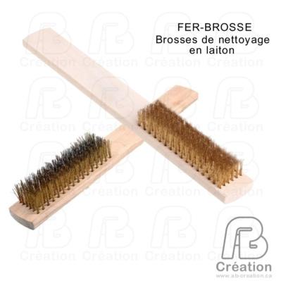 800X800 - FER-BROSSE - Brosse en laiton pour fer - 1 - AB Creation - Québec - Trois-Rivières - Canada - Soldering Iron - Fer