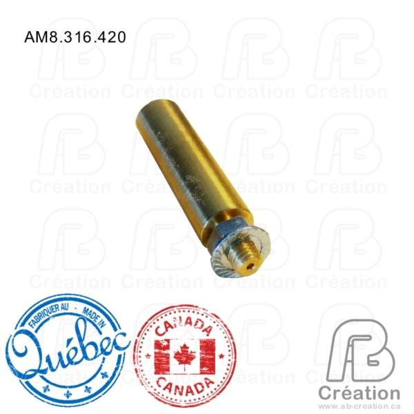 800X800 - Kote - AM8.316 - AB Creation - Fer a marquer - Adapteur M8 - Québec - Trois-rivière - Canada