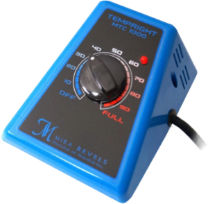 Mika MTC-1000 - 2 - Controleur de température 400w - Mika Bevel - FER-MTC1000 - MTC1000 - MTC-1000 - AB-création - Fer a marque