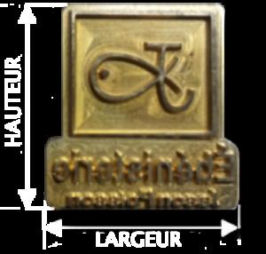 AB Creation - Fer à marquer - Bruler - Bois - Mesure - Trois-rivières - Québec - Canada - Soldering iron