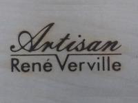 AB Création - Artisan René Verville - fer a marquer - Québec - Canada