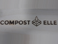 AB Création - Compost elle - fer a marquer - Québec - Canada