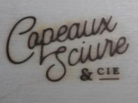 AB Création - Copeaux Sciure & cie - fer a marquer - Québec - Canada