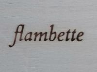 AB Création - Flambette - fer a marquer - Québec - Canada