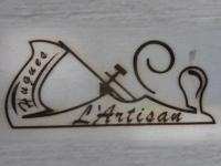 AB Création - Hugues l'Artisan - fer a marquer - Québec - Canada