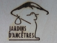 AB Création - Jardins d'ancêtres - fer a marquer - Québec - Canada