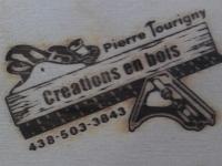 AB Création - Pierre Tourigny Creations en bois - fer a marquer - Québec - Canada