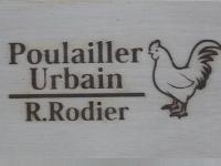 AB Création - Poulailler Urbain R Rodier - fer a marquer - Québec - Canada