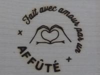 AB Création - affute - fer a marquer - Québec - Canada
